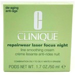 Clinique Repairwear Laser Focus Night - 50ml