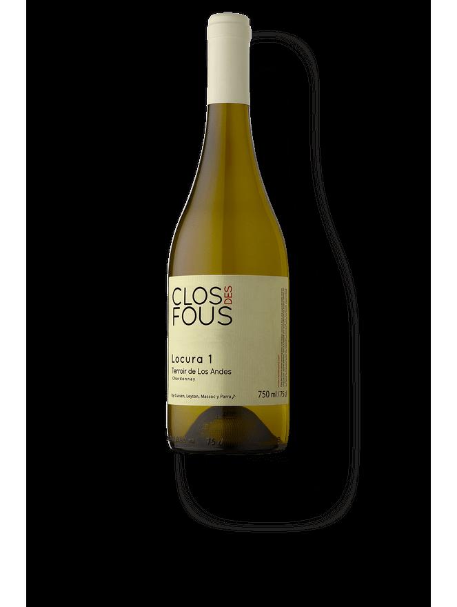Clos Des Fous Locura 1 Chardonnay