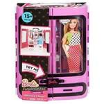 Closet Barbie com 15 Peças