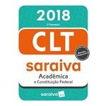 CLT Acadêmica - 18 ª Ed. 2018