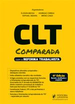 CLT Comparada com a Reforma Trabalhista (2019)