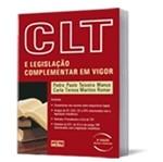 Clt e Legislação Complementar em Vigor