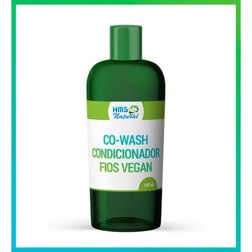 Co-wash Condicionador Fios Vegan 140ml