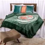 Cobertor Casal 180x220 Dyuri Jolitex Rosas Urbanas Rosas Urbanas