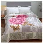 Cobertor Casal Jolitex Kyor Plus 1,80x2,20 Candela - Cinza