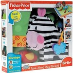Cobertor de Atividades Zoo - Fisher Price
