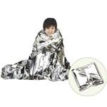 Cobertor de Emergência de Alumínio