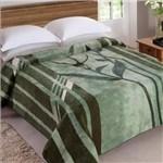 Cobertor Estampado Raschel Ville 180x220 Vd/tst-jolitex