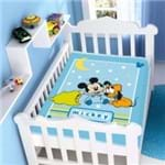 Cobertor Infantil Raschel Baby Mickey - Jolitex | Casa Sofia