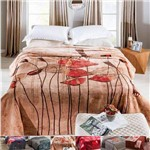 Cobertor / Manta King Raschel - Jolitex