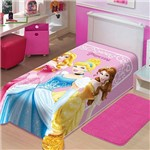 Cobertor / Manta Princesas Raschel - Jolitex