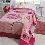 Cobertor Solteiro Raschel Anecy - Jolitex
