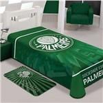 Cobertor Stadium Palmeiras 150x220 - Jolitex