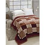 Cobertor Tradicional Casal Estampa Invernes- Jolitex