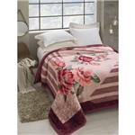 Cobertor Tradicional Casal Estampa Rozen- Jolitex