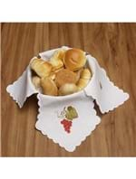 Cobre Pão Grape Branco e Roxo 45X45cm