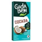 Cocada Zero Açúcar 60g - Cuida Bem