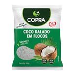 Coco Ralado em Flocos Adoçado 100g - Copra