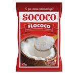 Coco Ralado Flococo 100g - Sococo
