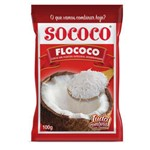 Coco Ralado Flococo Sococo 100g - 24 Unidades
