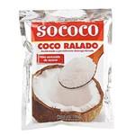 Coco Ralado Seco 100g - Sococo