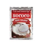 Coco Ralado Sococo 50g - 50 Unidades
