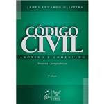Código Civil Anotado e Comentado: Doutrina e Jurisprudência