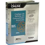 Código de Defesa do Consumidor Anotado - Obra Online (CD-ROM)