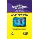 Codigo de Processo Civil Interpretado - 12ª Ed. 2013