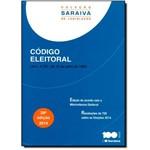 Código Eleitoral - Coleção Saraiva Legislação