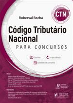 Código Tributário Nacional para Concursos (CTN) (2019)