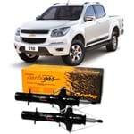 COFAP Kit Par de Amortecedores Traseiros Nova S10 GB48239