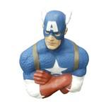 Cofre Busto Capitão América