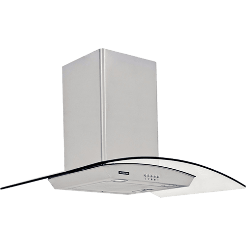 Coifa de Parede Tramontina Vetro 90cm - Inox