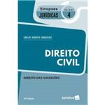 Col. Sinopses Jurídicas 4 ¿ Direito Civil - Direito das Sucessões - 19ª Ed.