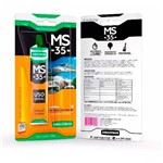 Cola Adesivo Fixação Ms 35 Branco 85g - Amazona