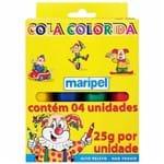 Cola Colorida 4 Cores Maripel 132340