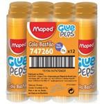 Cola em Bastao Glue Peps 21g Maped Cx.c/12