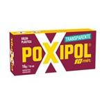 Cola Poxipol Transparente 16g
