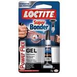 Cola Super Bonder 2g Flexgel- 6pçs