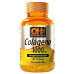 Colágeno 1000mg - 180 Tabletes - OH2 Nutrition