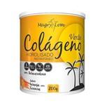 Colágeno Hidrolisado Sabor Laranja com Cenoura - Verão - Magry Leve - 200g