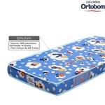 Colchao para Berco 60x130x10 D18 Baby Padrao Ortobom Inmetro