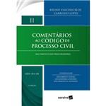 Coleção Comentários ao Código de Processo Civil - Vol. II