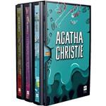Coleção Agatha Christie Box 8