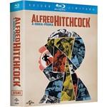 Coleção Blu-ray: Alfred Hitchcock (14 Discos)