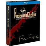 Coleção Blu-ray o Poderoso Chefão (4 Discos)