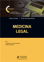Coleção Carreiras Policiais - Medicina Legal (2019)