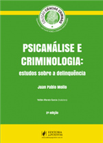 Coleção Ciências Criminais - Psicanálise e Criminologia (2019)