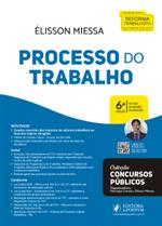 Coleção Concursos Públicos - Processo do Trabalho (2018)